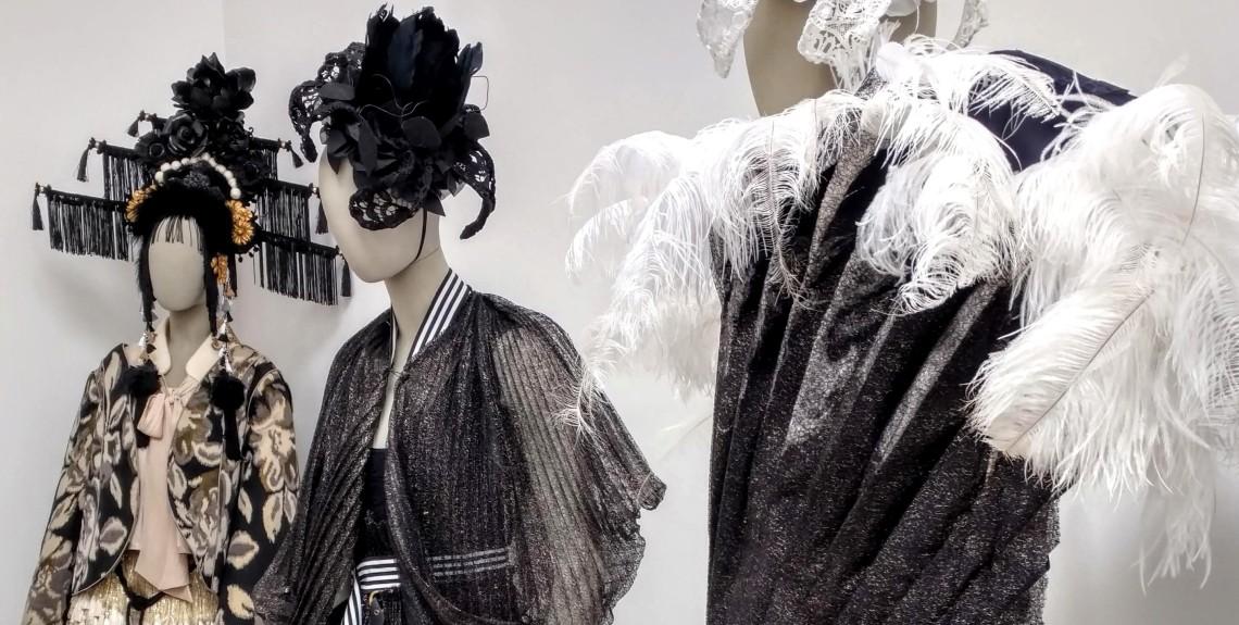 Blurred Boundaries Fashion as an Art exhibit, ©EDGExpo.com