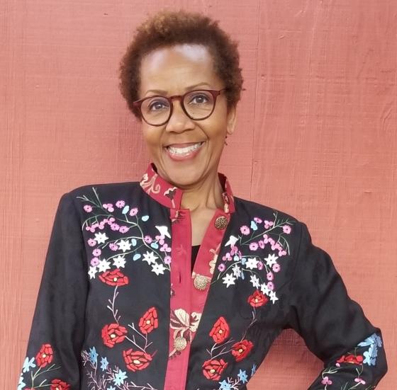 FAFA co-founder Rhonda P. Hill